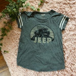 Lucky Brand Jeep Tee